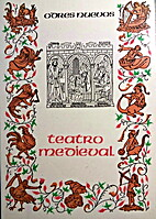 Teatro medieval by Fernando Lázaro Carreter