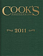 Cook's Illustrated 2011 Annual by…