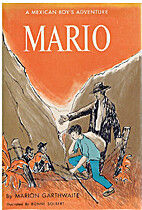 Mario, a Mexican boy's adventure by Marion…
