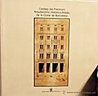 Catàleg del patrimoni arquitectònic…