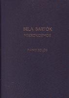 Mkrokosmos by Béla Bartók