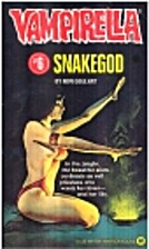 Vampirella #6 Snake God by Ron Goulart