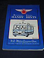 Recreational Vehicles: Handy Hints by N. Z.…