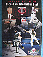 Minnesota Twins Media Guide 2002