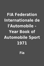 FIA Federation Internationale de…