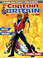 Captain Britain 5 by Alan Davis