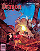 Dragon Magazine, No 128 by Roger Moore