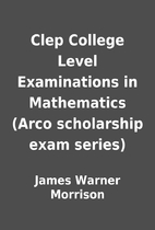 Clep College Level Examinations in…