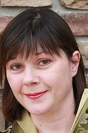 Author photo. Lecia Cornwall