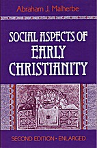 Social Aspects of Early Christianity by…