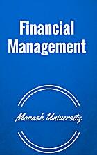 Financial Management by Monash University.