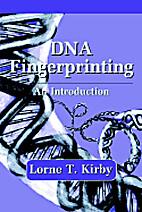 DNA Fingerprinting: An Introduction…