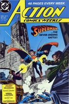 Action Comics # 611 by Roger Stern