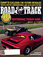 Road & Track 1987-06 (June 1987) Vol. 38 No.…