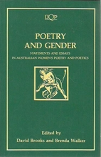Poetry and gender : statements and essays in…