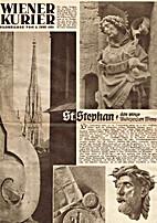 St. Stephan das ewige Wahrzeichen Wiens by…