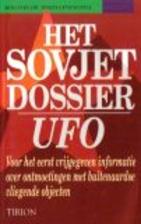 Het Sovjet dossier UFO by Marina Popovitsj