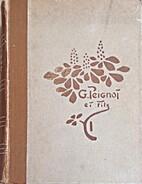 Spécimen général de la fonderie Peignot…