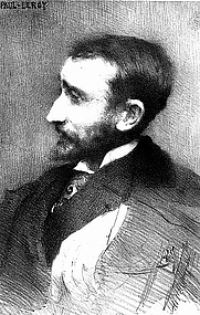 Author photo. L'Artiste, février 1896