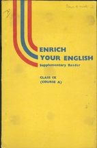 Enrich Your English (Supplementary Reader)…