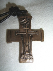 Author photo. Professional Cross of the Redemptorists.  Photo by user FS Sebowsky / German Wikipedia.