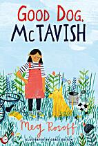 Good Dog, McTavish by Meg Rosoff