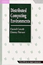 Distributed Computing Environments…
