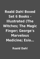 Roald Dahl Boxed Set 6 Books - Illustrated…