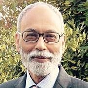 Author photo. Dinesh Mehta