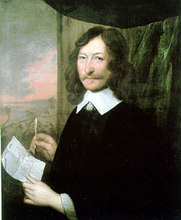 Author photo. William Lilly, Astrologer, (1602–1681) (Wikimedia Commons)