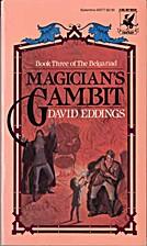 Magician's gambit by David Eddings