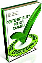 Confidentiality Policy | Example by Gordon…