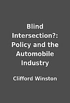 Blind Intersection?: Policy and the…