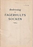 Beskrivning över Fagerhults socken by…