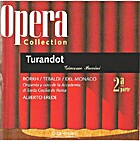 Turandot (II) [CD] by Giacomo Puccini