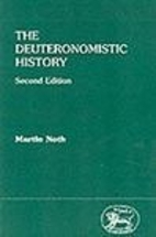 The Deuteronomistic History (Journal for the…