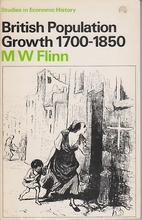 British population growth, 1700-1850 by…
