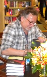 Author photo. Larv Swedish Wikipedia