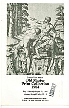 Twenty-Third Annual Old Master Print…