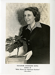 Author photo. Acc. 90-105 - Science Service, Records, 1920s-1970s, Smithsonian Institution Archives