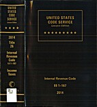 United States Code Service, Title 26…