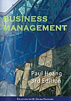 Business Management (Third Edition) by Paul…
