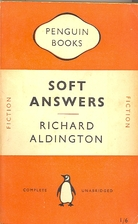 Soft Answers by Richard Aldington
