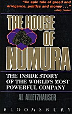 The House of Nomura by Albert Allethauser