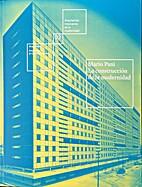 MARIO PANI. LA CONSTRUCCION DE LA MODERNIDAD…