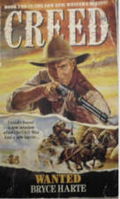 Creed #2: Wanted (Creed No 2) by Bryce Harte