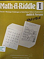 Math-A-Riddle by Judith Parsons