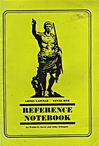 Artes Latinae: Reference Notebook, Level 1…