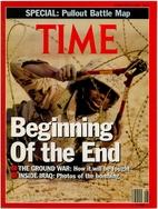 Time Magazine 1991.02.25