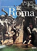 Capitales del arte: Roma by AA. VV.